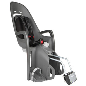 Hamax Zenith Relax Bike Seat grey/black